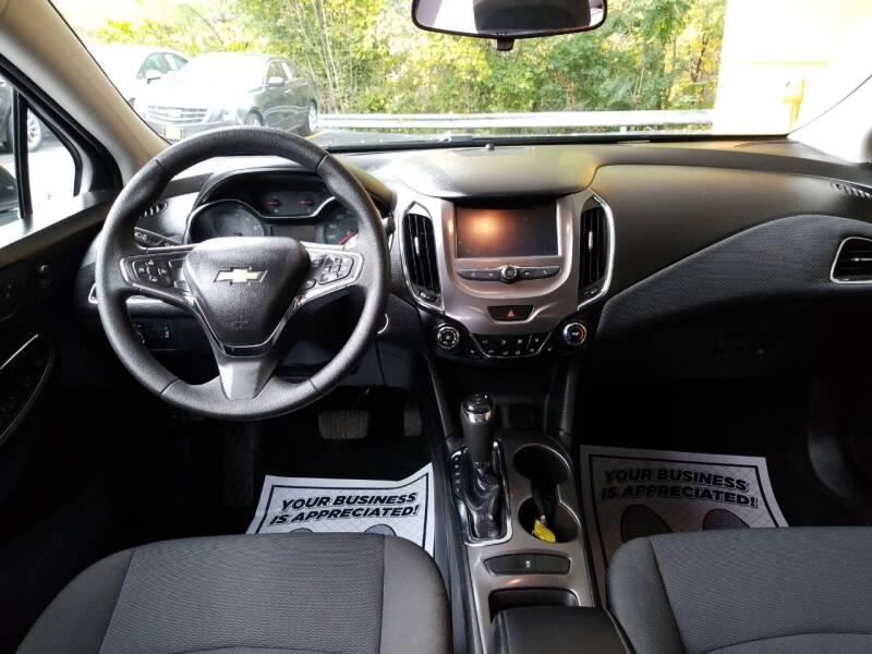2017 Chevrolet Cruze LT Auto 4dr Sedan - Pittsburgh PA