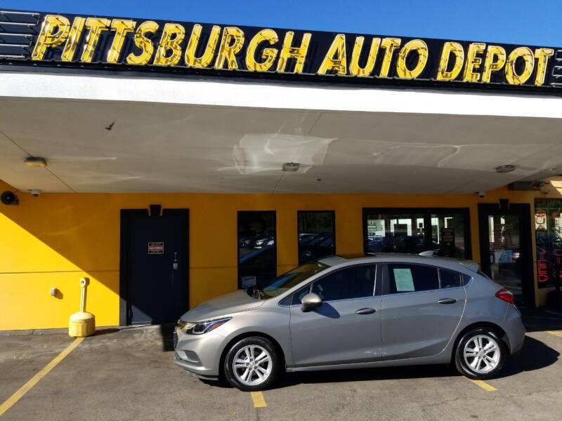 2018 Chevrolet Cruze LT Auto 4dr Hatchback - Pittsburgh PA