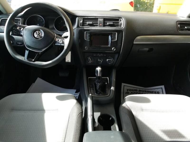 2017 Volkswagen Jetta 1.4T S 4dr Sedan 6A - Pittsburgh PA