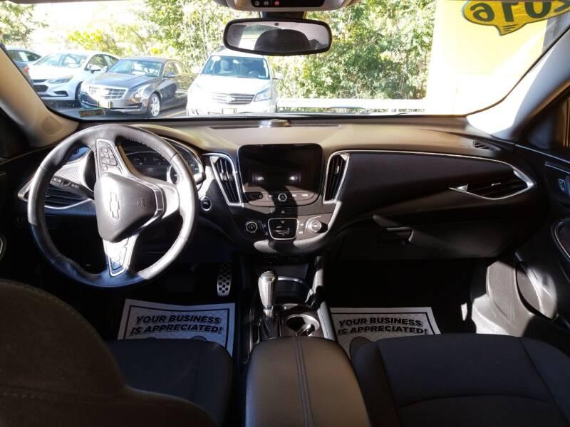 2016 Chevrolet Malibu LT 4dr Sedan w/1LT - Pittsburgh PA