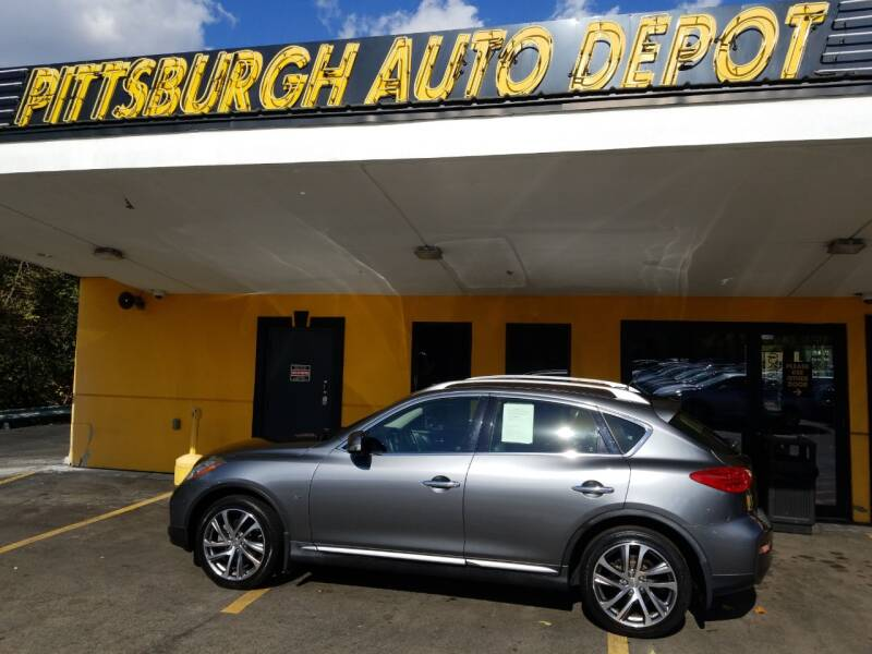 2017 Infiniti QX50 AWD 4dr Crossover - Pittsburgh PA