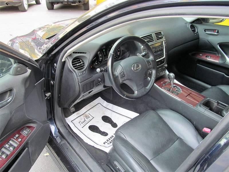 2007 Lexus IS 250 AWD 4dr Sedan (2.5L V6 6A) - Pittsburgh PA