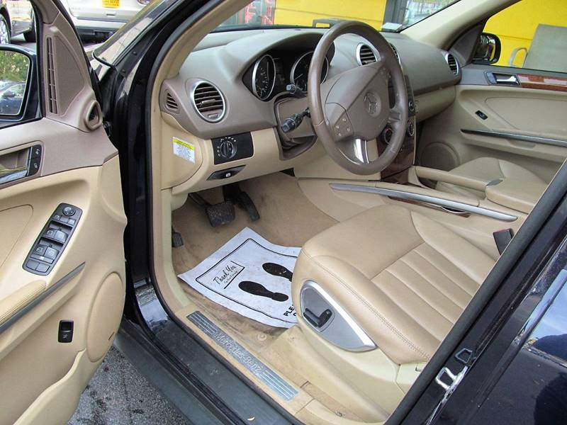 2008 Mercedes-Benz M-Class ML350 AWD 4MATIC 4dr SUV - Pittsburgh PA
