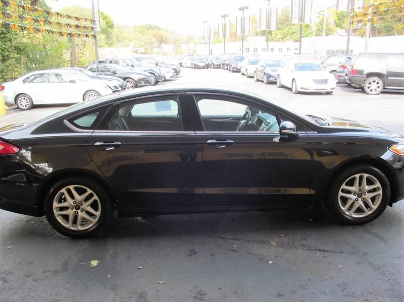 2013 Ford Fusion SE 4dr Sedan - Pittsburgh PA