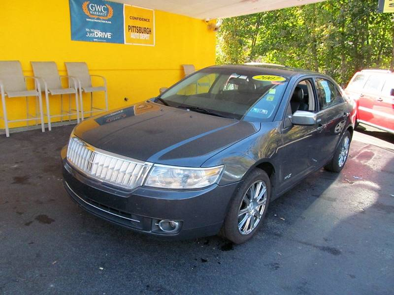 2007 Lincoln MKZ AWD 4dr Sedan - Pittsburgh PA
