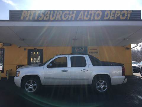 2011 Chevrolet Avalanche for sale in Pittsburgh, PA