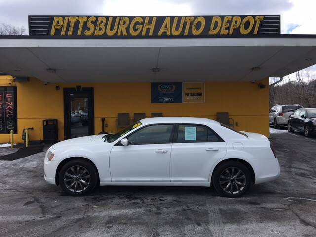 2016 Chrysler 300 AWD S 4dr Sedan - Pittsburgh PA