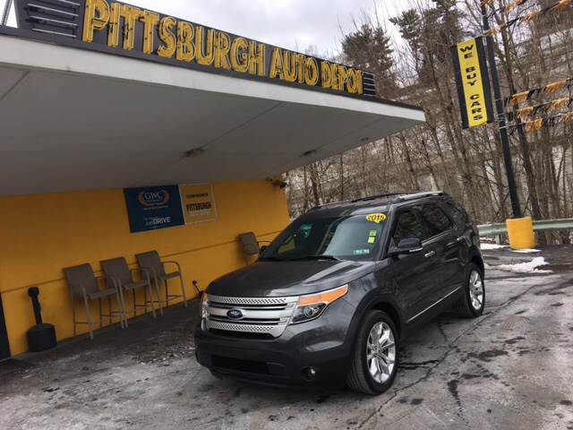 2015 Ford Explorer AWD XLT 4dr SUV - Pittsburgh PA