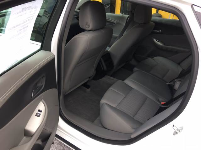 2016 Chevrolet Impala LS Fleet 4dr Sedan - Pittsburgh PA