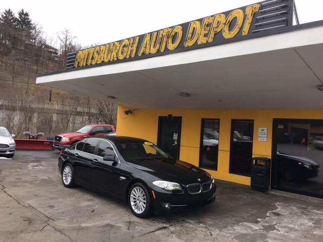 2011 BMW 5 Series AWD 535i xDrive 4dr Sedan - Pittsburgh PA
