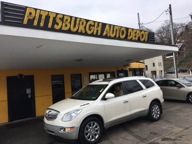 2012 Buick Enclave AWD Premium 4dr SUV - Pittsburgh PA
