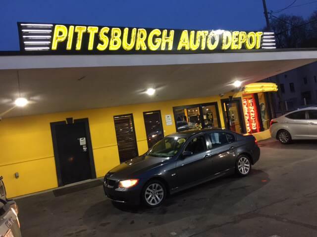 2006 BMW 3 Series AWD 325xi 4dr Sedan - Pittsburgh PA