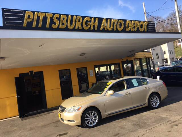 2006 Lexus GS 300 AWD 4dr Sedan - Pittsburgh PA