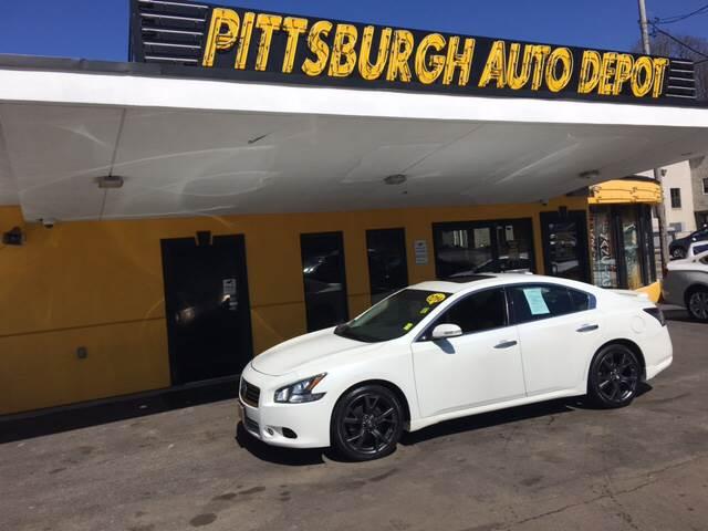 2014 Nissan Maxima 3.5 SV 4dr Sedan - Pittsburgh PA