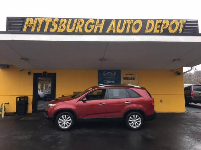 2011 Kia Sorento AWD LX 4dr SUV (V6) - Pittsburgh PA