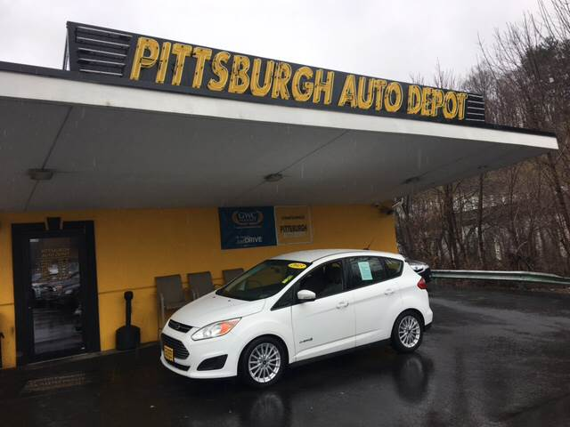 2013 Ford C-MAX Hybrid SE 4dr Wagon - Pittsburgh PA