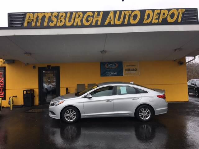 2016 Hyundai Sonata SE 4dr Sedan - Pittsburgh PA