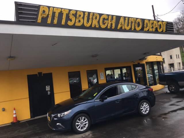2014 Mazda MAZDA3 i Touring 4dr Sedan 6A - Pittsburgh PA
