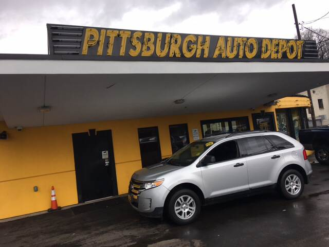2011 Ford Edge SE 4dr SUV - Pittsburgh PA