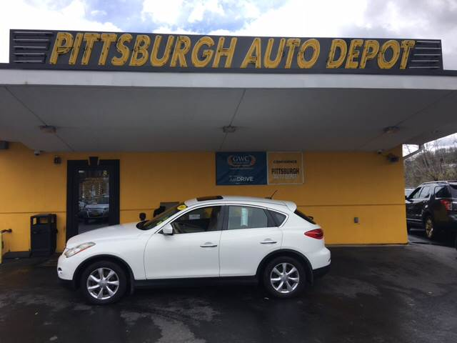 2008 Infiniti EX35 AWD 4dr Crossover - Pittsburgh PA