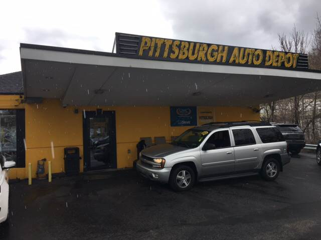 2005 Chevrolet TrailBlazer EXT LT 4WD 4dr SUV - Pittsburgh PA