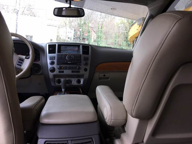 2009 Infiniti QX56 4x4 4dr SUV - Pittsburgh PA