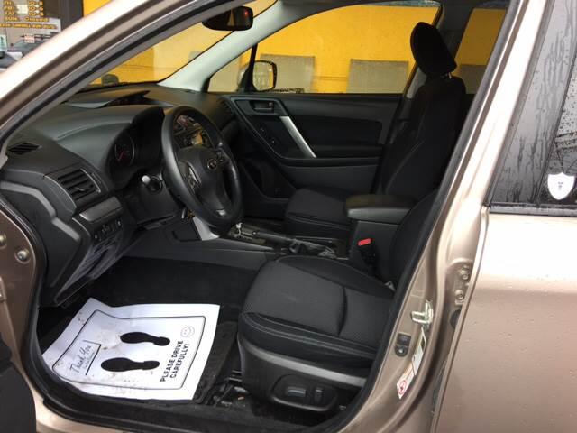 2014 Subaru Forester AWD 2.5i Premium 4dr Wagon CVT - Pittsburgh PA