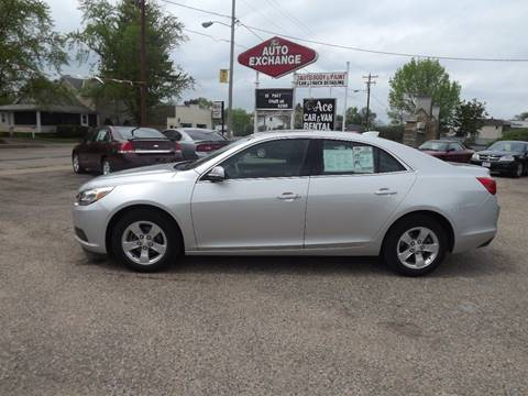 2016 Chevrolet Malibu Limited for sale in Stevens Point, WI