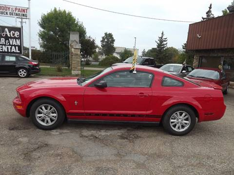 2007 Ford Mustang for sale in Stevens Point, WI