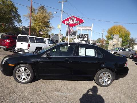 2008 Ford Fusion for sale in Stevens Point, WI