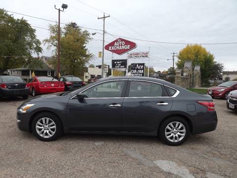2013 Nissan Altima for sale in Stevens Point, WI