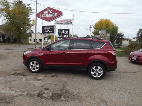 2014 Ford Escape for sale in Stevens Point, WI