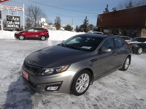 2018 Kia Optima for sale in Stevens Point, WI