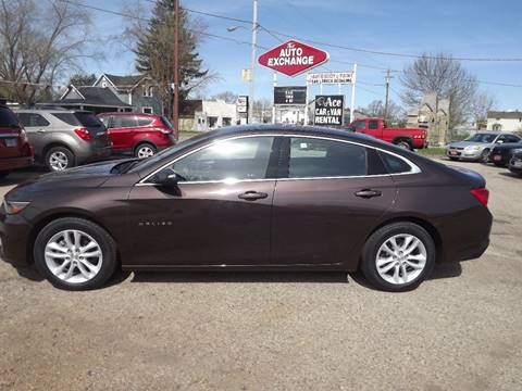 2016 Chevrolet Malibu for sale in Stevens Point, WI