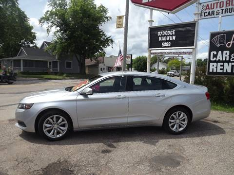 2017 Chevrolet Impala for sale in Stevens Point, WI