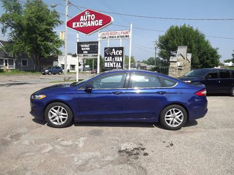 2016 Ford Fusion for sale in Stevens Point, WI