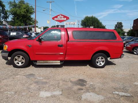 2004 Ford F-150 Heritage for sale in Stevens Point, WI