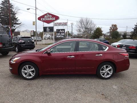 2014 Nissan Altima for sale in Stevens Point, WI
