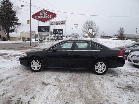 2016 Chevrolet Impala Limited for sale in Stevens Point, WI