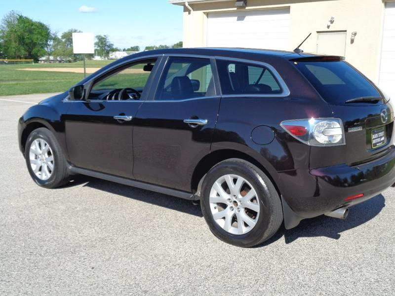 2008 Mazda CX-7 AWD Grand Touring 4dr SUV w/LEV II Emissions - Norristown PA
