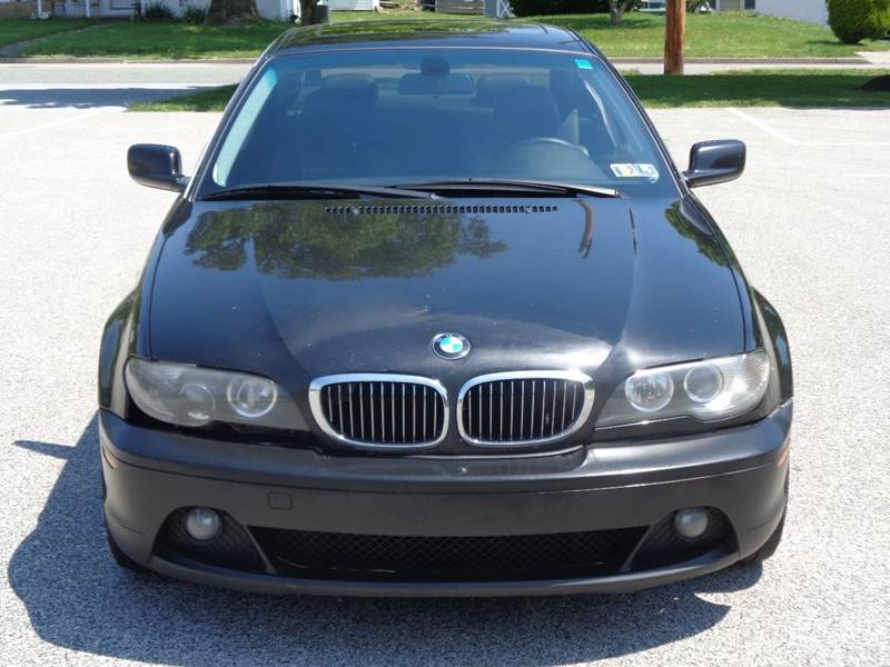 2006 BMW 3 Series 325Ci 2dr Coupe - Norristown PA