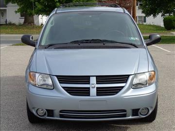2006 Dodge Grand Caravan for sale in Norristown, PA