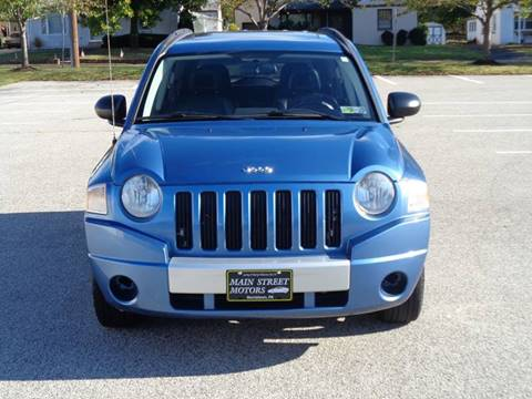 2007 Jeep Compass for sale in Norristown, PA