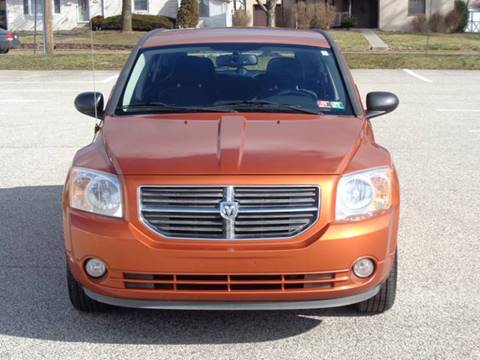 2011 Dodge Caliber Mainstreet for sale at MAIN STREET MOTORS in Norristown PA