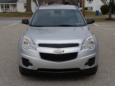 2013 Chevrolet Equinox LS for sale at MAIN STREET MOTORS in Norristown PA