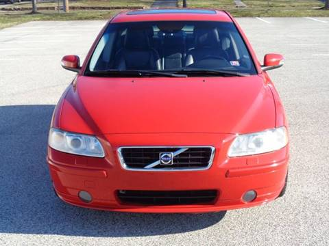 2007 Volvo S60 2.5T for sale at MAIN STREET MOTORS in Norristown PA