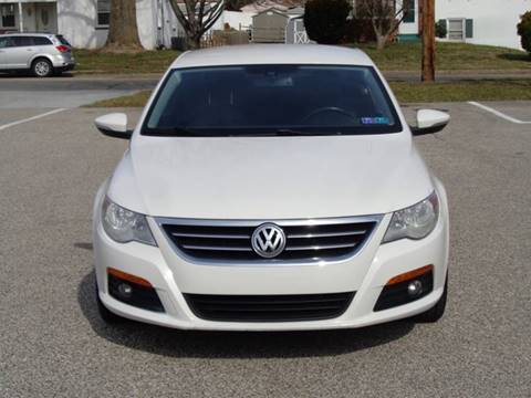 2010 Volkswagen CC Sport for sale at MAIN STREET MOTORS in Norristown PA