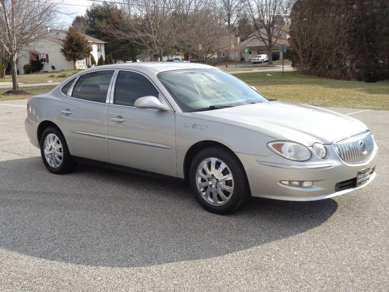 2008 Buick LaCrosse CX 4dr Sedan - Norristown PA