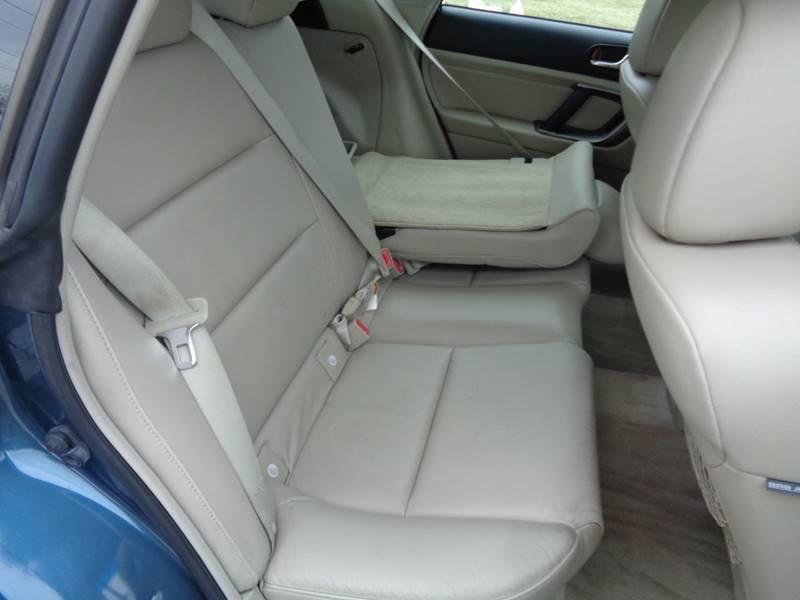 2006 Subaru Legacy AWD 2.5i Limited 4dr Wagon - Norristown PA