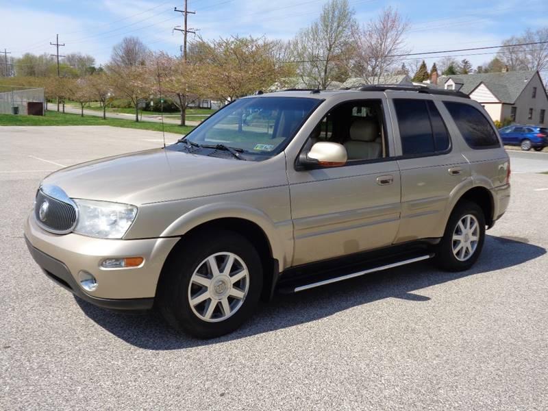 2005 Buick Rainier AWD CXL 4dr SUV - Norristown PA